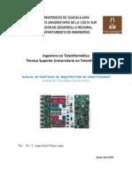 Manual de Practicas de Arquitectura de Computadoras