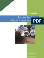 Parque Miguel Mintzer