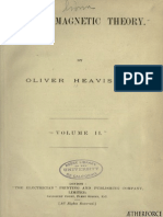 Heaviside Oliver - Electromagnetic Theory Vol 2