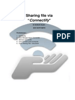 """Sharing File Via """"Conectify"""""""