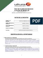Formato Plan Negocio 2011