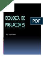 Clase 9 Ecologia de Poblaciones