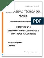 Bosmediano Carlos Ciercom Digitales Memoria Rom Diodos