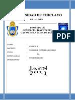Proyecto Proceso Del Cacao