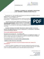 Precizari Privind Inscrierea La Definitivat, Grad II Si I
