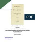 Historia general de la República del Ecuador-Tomo 2-Federico Gonzalez Suarez