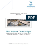 Mini Projet Geotech