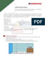 Sodimac - instalar mueble de cocina.pdf
