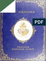 Memoirs of Caroline Murat