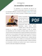 ANÁLISIS DEL DOCUMENTAL