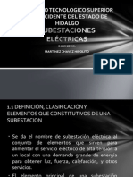 DEFINICION DE SUBESTACIÓN