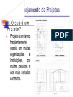 Cap. I - Gestão de Projetos - Empreendimento