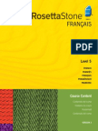 242.Rosetta Stone v3 - Course Contents - French [Level 5-5]