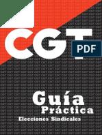 CGT Guia Practica Elecciones