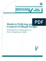 Uchida, C. D. Et Al - Modern Policing and the Control of Illegal Drugs