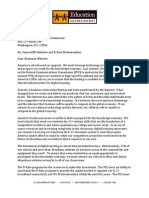 ceos call for e-rate modernization - letter to the fcc