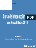 Curso de Introduccin Net Con Visual Basic 2010