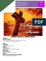 Recursos Liturgicos de Semana Santa 2011