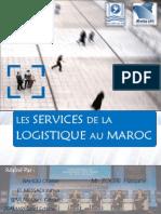 Les Services de La Logistique Au Maroc (v .f)-1