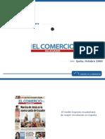 Pres. El Comercio Del Ecuador