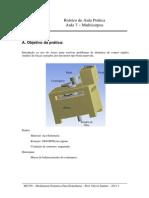 Roteiro Balanceamento Compressor