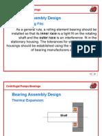 Centrifugal Pumps Bearings - Part 2
