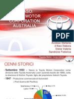 Toyota Motor Corporation Australia - Gruppo 5