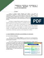 Tema1 caracteristicas politicas, economicas y sociales del Antiguo Régimen y..