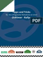 Tipps Tricks Oldtimer Rallye