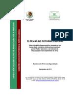 50 Modalidades de Contrato Mexico