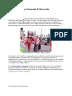 Danzas Folklóricas Nacionales de Guatemala