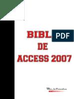 Biblia of Access 2007