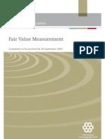 ED Fair Value Measurement