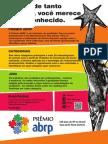 Cartaz Premio 2014 02