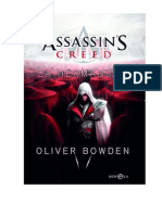 Assassin's Creed La Hermandad - Oliver Bowden (by RenzoBarto1123)