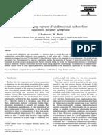 Prediction of Creep Rupture of Unidirectional Carbon Fiber Reinforced Polymer Composite_Raghavan_Meshii_1995