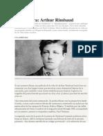 Andrés Hax - Vida y obra de Arthur Rimbaud.