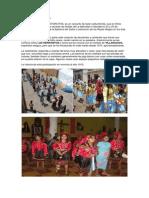 Danza de Las Pastorcitas