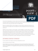 Positioning Content for Success