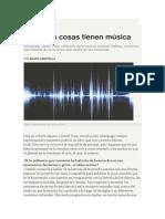 Mauro Libertella - Todas las cosas tienen música. Entrevista a David Toop.