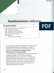 Capitulo 12- Transformaciones conformes