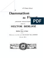 Berlioz-Damnation of Fausto