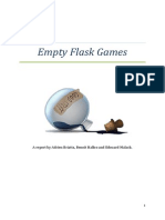Empty Flask Game Final Report