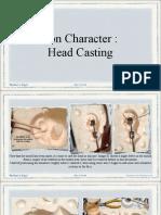 Head Casting