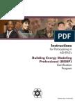 Building Energy Modeling Guidebook