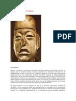 Culturas Olmeca y Chavin