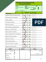 Diagrama de Flujo de Proceso 1