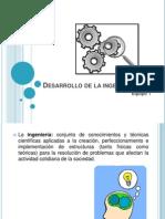 Desarrollo de la ingeniería