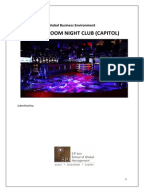 Club business plan