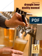 Draught Beer Quality Manual - 2nd Edition 2012 (Brewers Assoc)